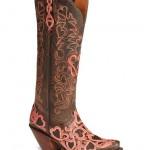 Women's Tony Lama Hearts Cowgirl Boots