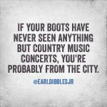 If Your Cowboy Boots…