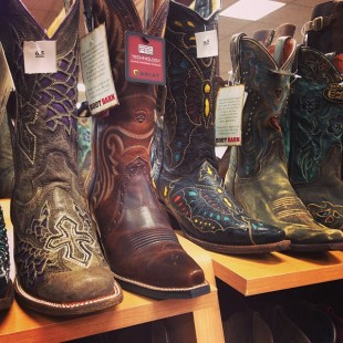 cowboy boots are art