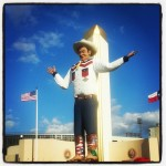 New Big Tex. State Fair of Texas