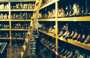cowboy boot heaven