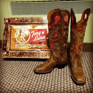 win tony lama cowboy boots