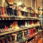 The Smell of New Cowboy Boots