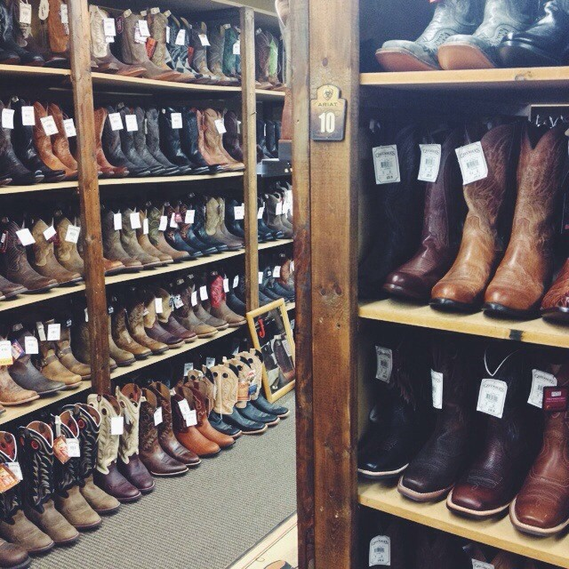 cowboy boots and more cowboy boots