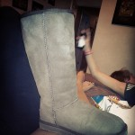 Instagram Morons Uggs are NOT Cowboy Boots