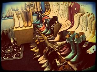 TBT Vintage Cowboy Boots