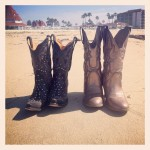 Cowboy Boots in California