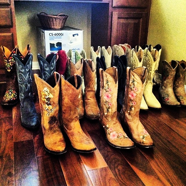 awesome cowgirl boots
