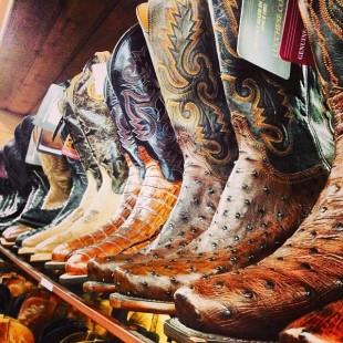 Cowboy Boots Austin Texas