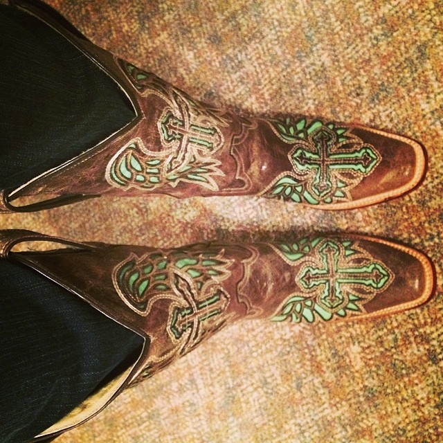 awesome cowboy boots