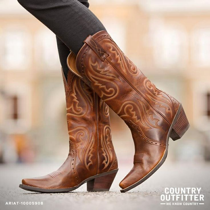 Country Cowgirl Boots Cowgirl Boots From Country