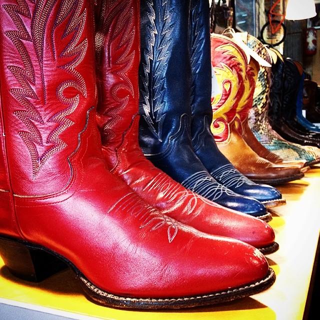 more vintage cowboy boots