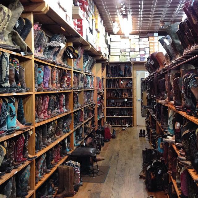 allens cowboy boots