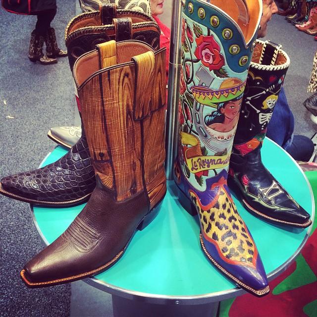 cowboy boot circle
