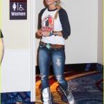 Miranda Lambert Silver Boots