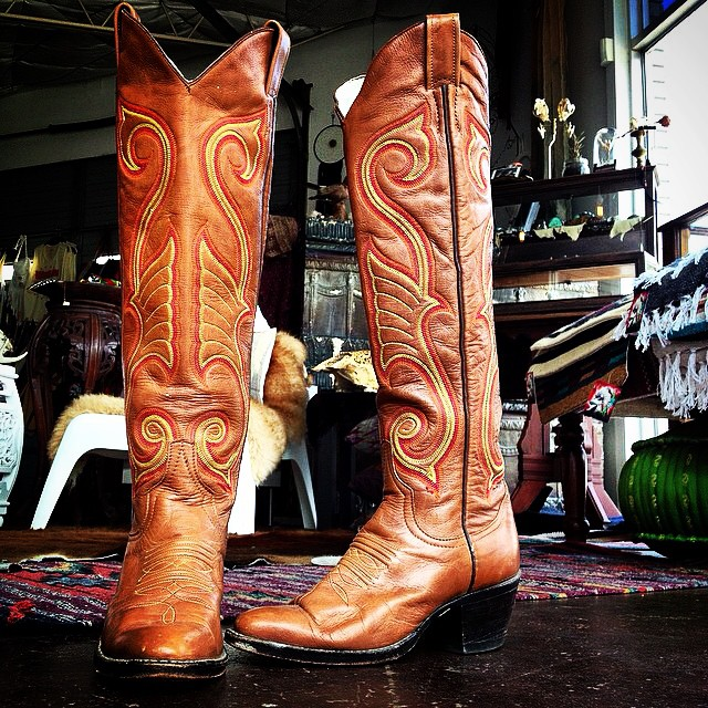 extra tall cowgirl boots