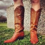 Pretty Brown Boots
