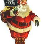 Acme Boots Santa