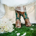 Wedding Day Cowboy Boots