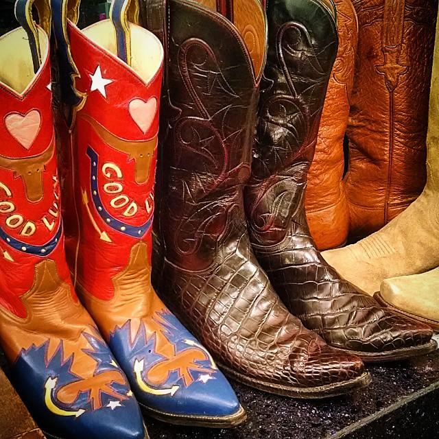 good luck cowboy boots