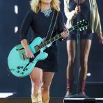 Miranda Lambert Leather Cowboy Boots
