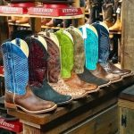 Great assortment of Anderson Bean cowboy boots :)